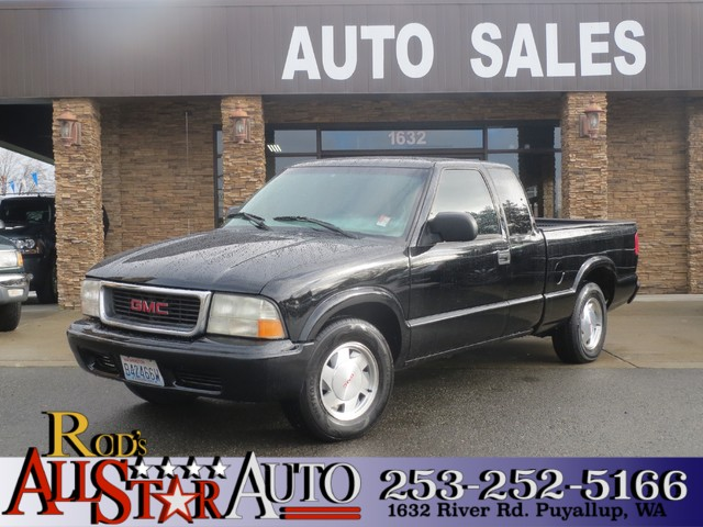 2002 GMC Sonoma SLS The CARFAX Buy Back Guarantee that comes with this vehicle means that you can