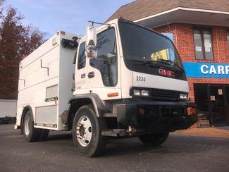 2002 GMC T7500 BOX TRUCK 12' UTILITY BODY ALLISON TRANS 250HP CAT 7.2 MOTOR Richmond, Virginia 22