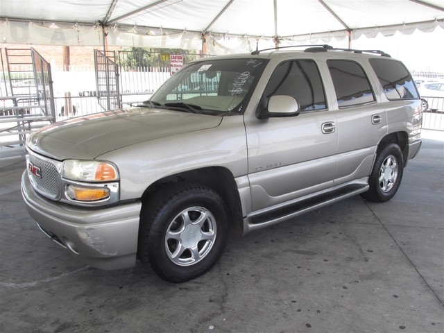 2002 GMC Yukon Denali Please call or e-mail to check availability All of our vehicles are avail