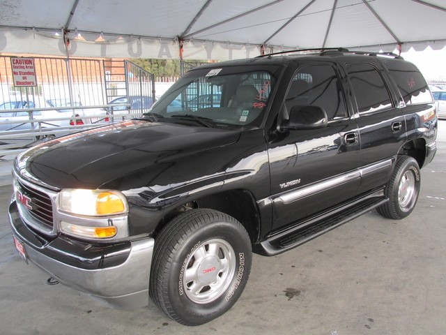 2002 GMC Yukon SLT Please call or e-mail to check availability All of our vehicles are available