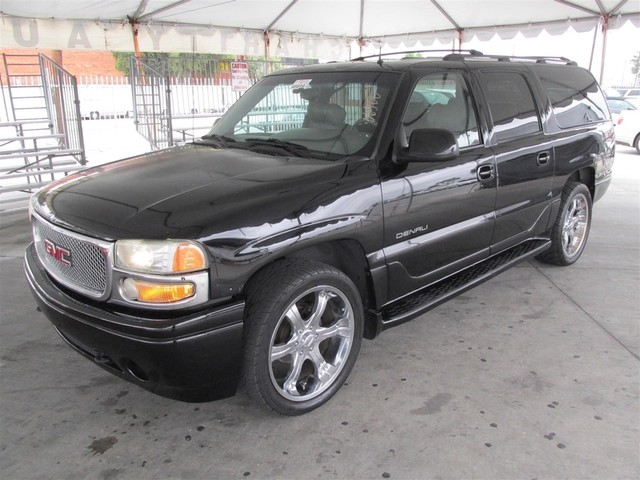 2002 GMC Yukon XL Denali This particular Vehicle comes with 3rd Row Seat Please call or e-mail to