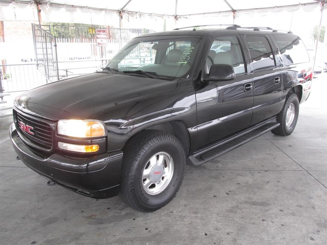 2002 GMC Yukon XL SLT This particular Vehicle comes with 3rd Row Seat Please call or e-mail to ch