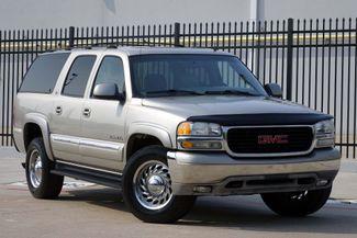2002 Gmc 2500 Yukon XL SLT 4x4* 8.1L V8* Sunroof* DVD* One Owner** | Plano, TX | Carrick's Autos in Plano TX