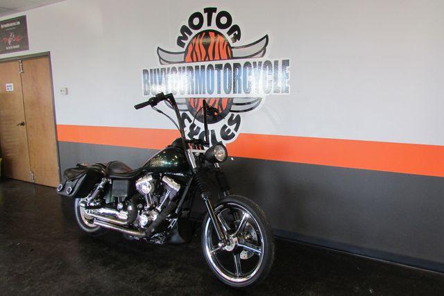 2002 Harley Davidson DYNA Arlington, Texas 3