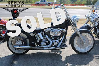 2002 Harley Davidson Fat Boy    Hurst, Texas   Reed's Motorcycles in Hurst Texas
