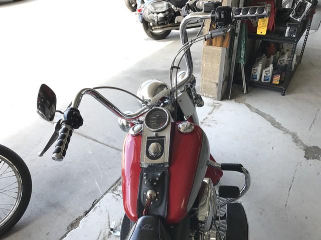 2002 Harley-Davidson Fat Boy FLSTFI Ogden, Utah 11