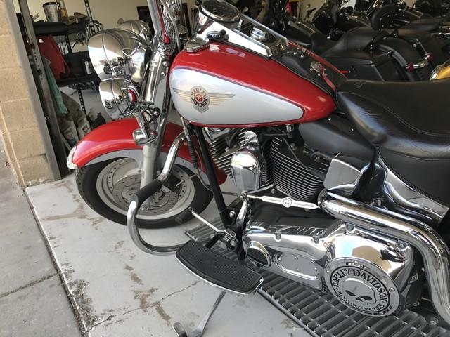 2002 Harley-Davidson Fat Boy FLSTFI Ogden, Utah 12