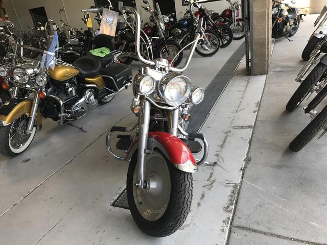 2002 Harley-Davidson Fat Boy FLSTFI Ogden, Utah 14
