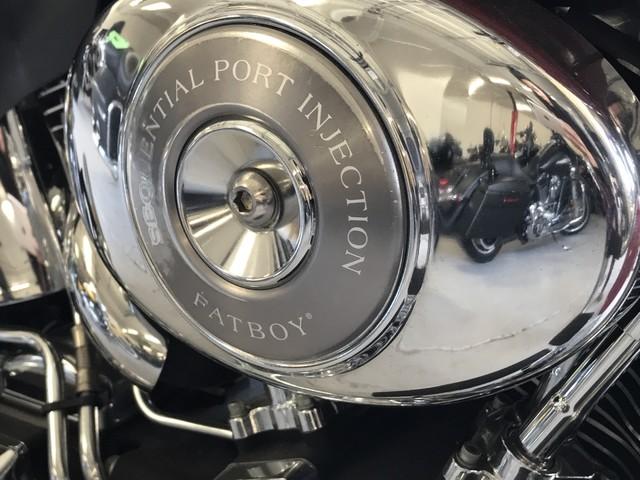 2002 Harley-Davidson Fat Boy FLSTFI Ogden, Utah 7