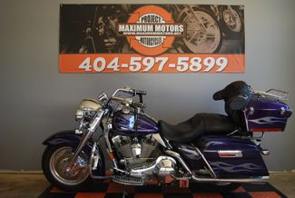 2002 Harley Davidson FLHRSEI Screamin Eagle Roadking Jackson, Georgia 10