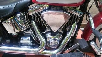 2002 Harley Davidson FLSTF Fatboy Jackson, Georgia 3