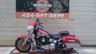 2002 Harley Davidson FLSTF Fatboy Jackson, Georgia 6