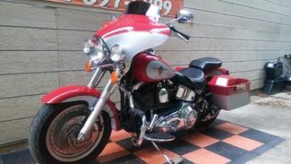 2002 Harley Davidson FLSTF Fatboy Jackson, Georgia 7