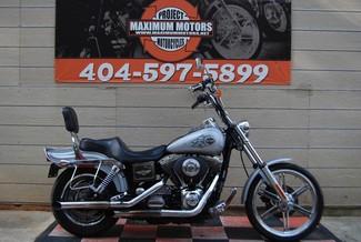 2002 Harley Davidson FXDWG Dyna Wide Glide Jackson, Georgia