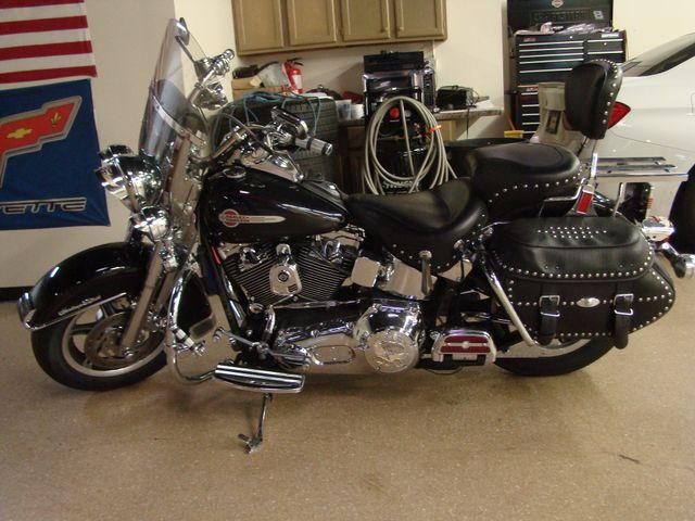 2002 Harley Davidson HERITAGE SOFTAIL Batavia, Illinois 0