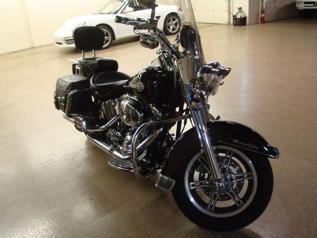 2002 Harley Davidson HERITAGE SOFTAIL Batavia, Illinois 1