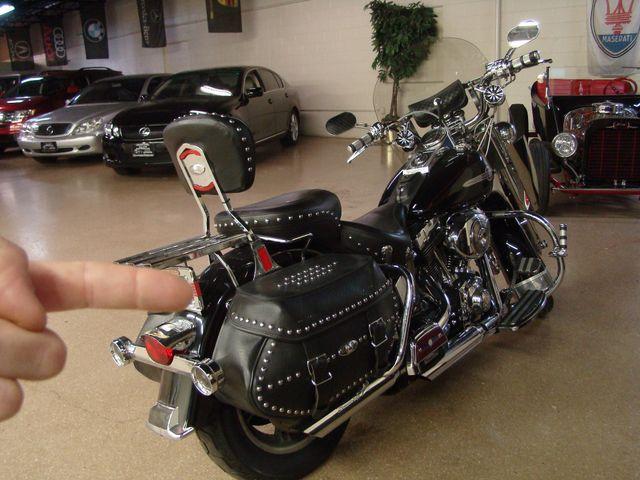 2002 Harley Davidson HERITAGE SOFTAIL Batavia, Illinois 2