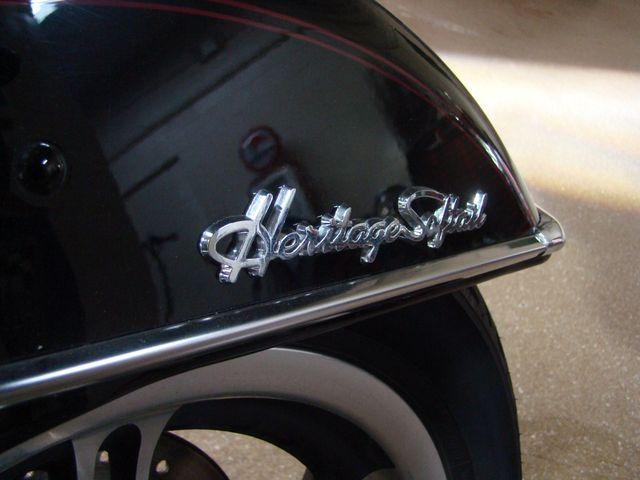 2002 Harley Davidson HERITAGE SOFTAIL Batavia, Illinois 9