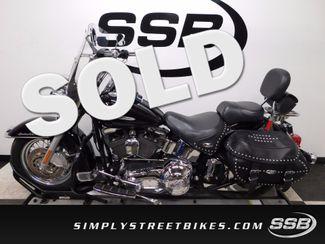 2002 Harley-Davidson Heritage Softail Classic FLSTCI in Eden Prairie