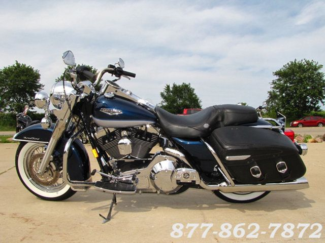 2002 Harley-Davidson ROAD KING CLASSIC FLHRCI ROAD KING CLASSIC McHenry, Illinois 1
