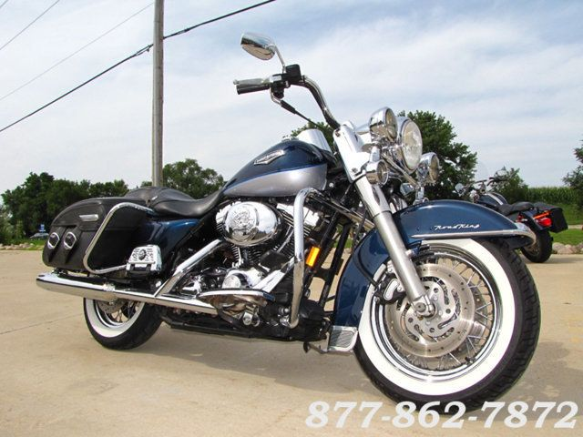 2002 Harley-Davidson ROAD KING CLASSIC FLHRCI ROAD KING CLASSIC McHenry, Illinois 2