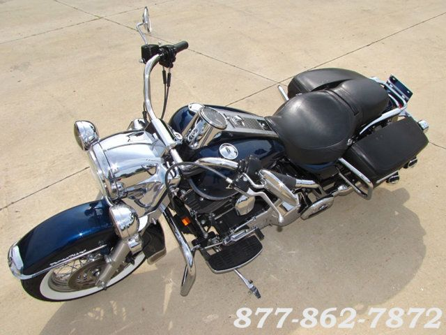 2002 Harley-Davidson ROAD KING CLASSIC FLHRCI ROAD KING CLASSIC McHenry, Illinois 33