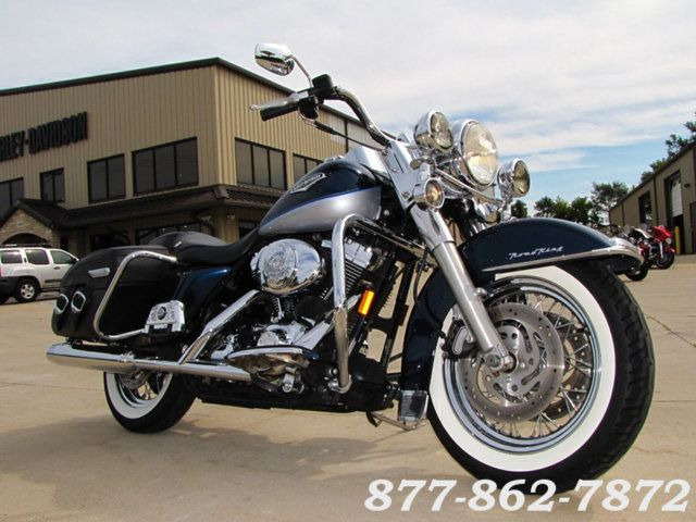 2002 Harley-Davidson ROAD KING CLASSIC FLHRCI ROAD KING CLASSIC McHenry, Illinois 37