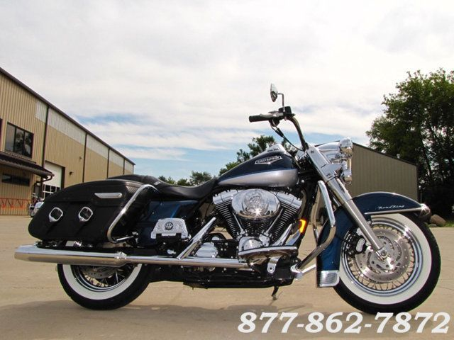 2002 Harley-Davidson ROAD KING CLASSIC FLHRCI ROAD KING CLASSIC McHenry, Illinois 44