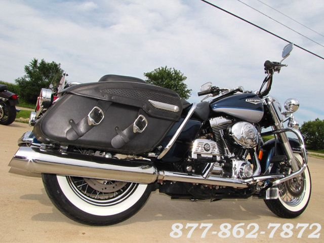 2002 Harley-Davidson ROAD KING CLASSIC FLHRCI ROAD KING CLASSIC McHenry, Illinois 7