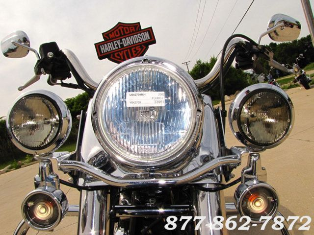 2002 Harley-Davidson ROAD KING CLASSIC FLHRCI ROAD KING CLASSIC McHenry, Illinois 8