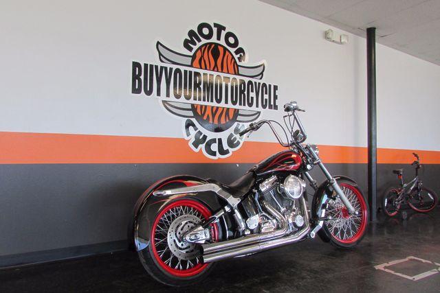 2002 Harley -Davidson SOFTAIL  CUSTOM FXSTC Arlington, Texas 1