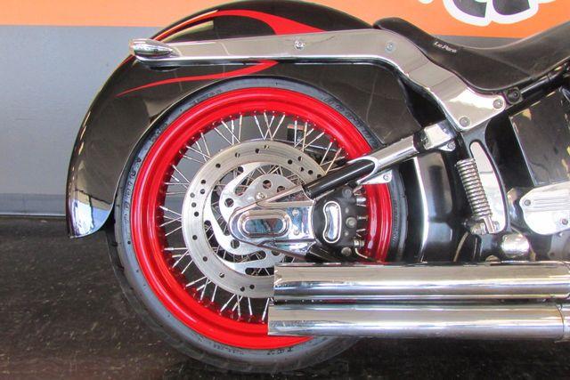 2002 Harley -Davidson SOFTAIL  CUSTOM FXSTC Arlington, Texas 10