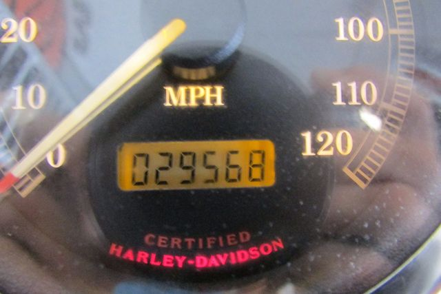 2002 Harley-Davidson SOFTAIL  CUSTOM FXSTC Arlington, Texas 21