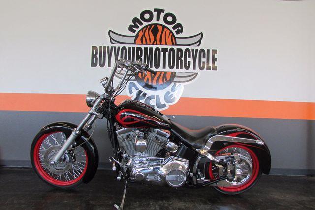 2002 Harley-Davidson SOFTAIL  CUSTOM FXSTC Arlington, Texas 23