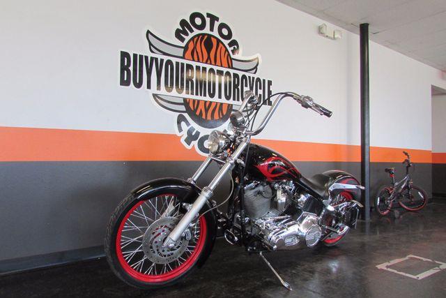 2002 Harley-Davidson SOFTAIL  CUSTOM FXSTC Arlington, Texas 24