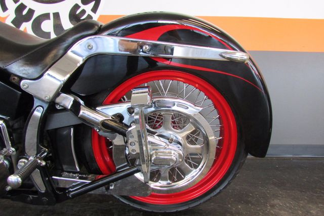 2002 Harley-Davidson SOFTAIL  CUSTOM FXSTC Arlington, Texas 26