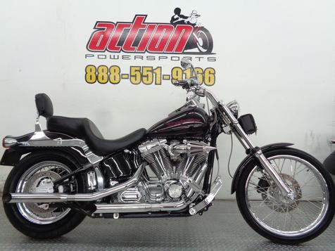 2002 Harley Davidson Softail Standard  in Tulsa, Oklahoma