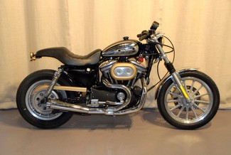 2002 Harley-Davidson SPORTSTER MOTORCYCLE 883-1200 MADE TO ORDER SPORTSTER SCRAMBLER Cocoa, Florida 35