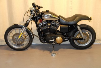 2002 Harley-Davidson SPORTSTER MOTORCYCLE 883-1200 MADE TO ORDER SPORTSTER SCRAMBLER Cocoa, Florida 45