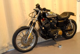 2002 Harley-Davidson SPORTSTER MOTORCYCLE 883-1200 MADE TO ORDER SPORTSTER SCRAMBLER Cocoa, Florida 50