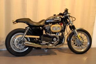 2002 Harley-Davidson SPORTSTER MOTORCYCLE 883-1200 MADE TO ORDER SPORTSTER SCRAMBLER Mendham, New Jersey