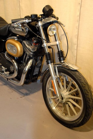 2002 Harley-Davidson SPORTSTER MOTORCYCLE 883-1200 MADE TO ORDER SPORTSTER SCRAMBLER Cocoa, Florida 42