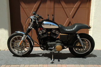 2002 Harley-Davidson SPORTSTER MOTORCYCLE 883-1200 MADE TO ORDER SPORTSTER SCRAMBLER Cocoa, Florida 4