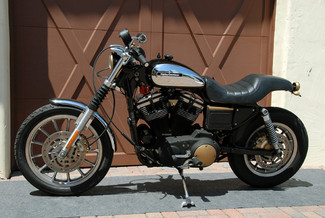 2002 Harley-Davidson SPORTSTER MOTORCYCLE 883-1200 MADE TO ORDER SPORTSTER SCRAMBLER Cocoa, Florida 14