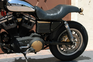 2002 Harley-Davidson SPORTSTER MOTORCYCLE 883-1200 MADE TO ORDER SPORTSTER SCRAMBLER Cocoa, Florida 17