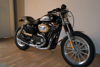 2002 Harley-Davidson SPORTSTER MOTORCYCLE 883-1200 MADE TO ORDER SPORTSTER SCRAMBLER Cocoa, Florida 25