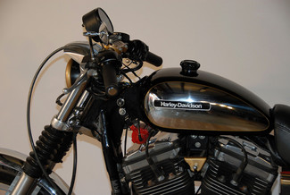 2002 Harley-Davidson SPORTSTER MOTORCYCLE 883-1200 MADE TO ORDER SPORTSTER SCRAMBLER Cocoa, Florida 28