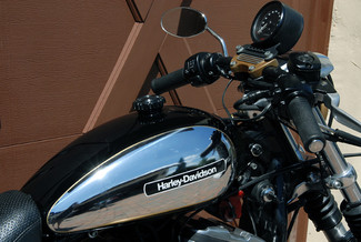 2002 Harley-Davidson SPORTSTER MOTORCYCLE 883-1200 MADE TO ORDER SPORTSTER SCRAMBLER Cocoa, Florida 6