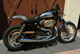 2002 Harley-Davidson SPORTSTER MOTORCYCLE 883-1200 MADE TO ORDER SPORTSTER SCRAMBLER Cocoa, Florida 8