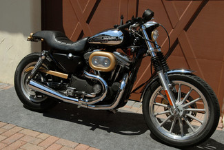 2002 Harley-Davidson SPORTSTER MOTORCYCLE 883-1200 MADE TO ORDER SPORTSTER SCRAMBLER Cocoa, Florida 9